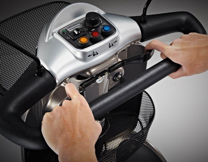Accesorios para sillas y scooters electricos