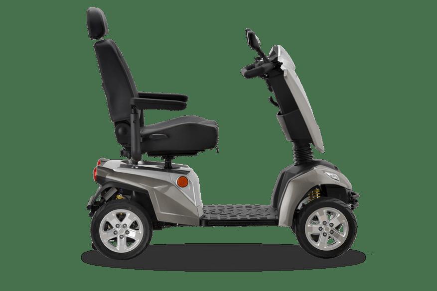 scooter de movilidad reducida