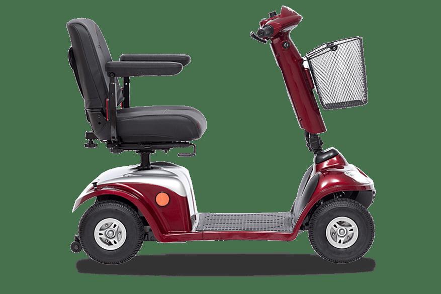 scooter de movilidad reducida Madrid